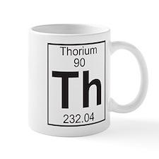 Element 90 - Th (thorium) - Full Small Mug