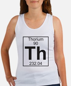 Element 90 - Th (thorium) - Full Tank Top