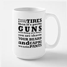 Next thing you know... Mug