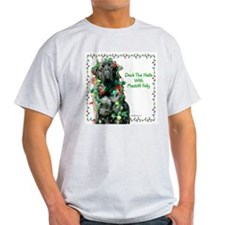 Mastiff Folly Ash Grey T-Shirt