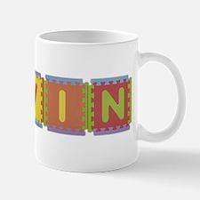 Devin Foam Squares Mug