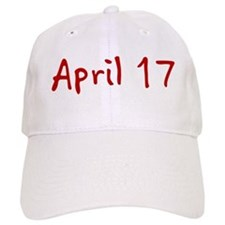 April 17 Baseball Cap