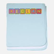 Declan Foam Squares baby blanket