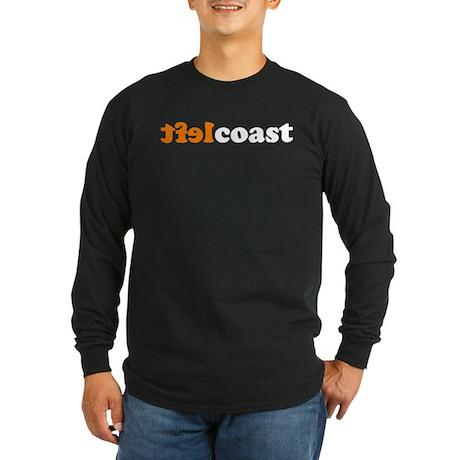 LEFTCOASTTXT Long Sleeve Dark T-Shirt
