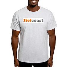 LEFTCOASTTXT Ash Grey T-Shirt
