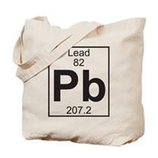 Element 82 - Pb (lead) - Full Tote Bag