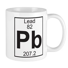 Element 82 - Pb (lead) - Full Mug