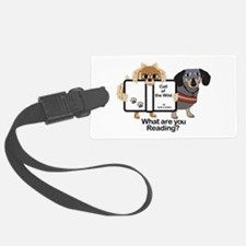 Dog Best Friends Luggage Tag