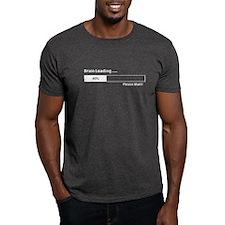 Brain Loading Computer Geek T-Shirt