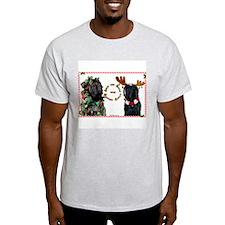 Mastiff Folly 2 Ash Grey T-Shirt