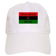 African-American by Marriage Baseball Cap