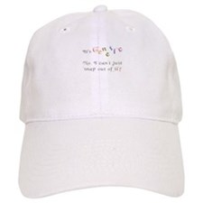 Its genetic - cant snap out of it! Baseball Cap