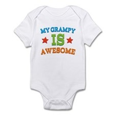 My Grampy Is Awesome Infant Bodysuit