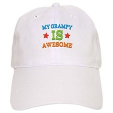 My Grampy Is Awesome Baseball Cap