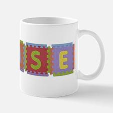 Chase Foam Squares Mug
