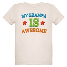 My Grampa Is Awesome T-Shirt