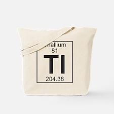 Element 81 - Tl (thallium) - Full Tote Bag