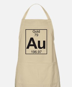 Element 79 - Au (gold) - Full Apron