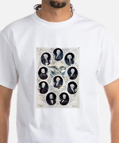 The Presidents of the United States - 1842 Shirt