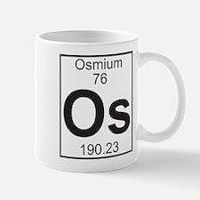 Element 76 - Os (osmium) - Full Mug