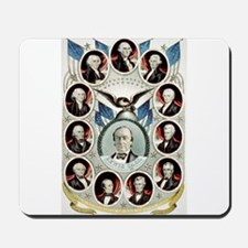 The Presidents of the United States Lewis Cass - 1
