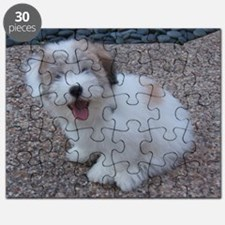 Cute Dog Puzzle