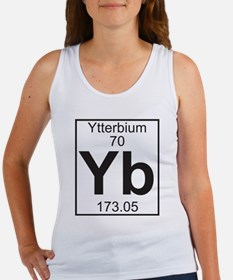 Element 70 - Yb (ytterbium) - Full Tank Top