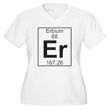 Element 68 - Er (erbium) - Full Plus Size T-Shirt