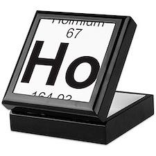 Element 67 - Ho (holmium) - Full Keepsake Box