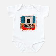 Not a Creature 2 Infant Bodysuit