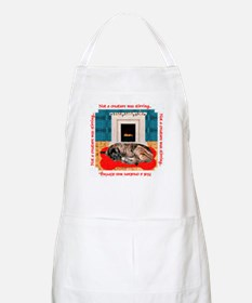 Not a Creature 2 BBQ Apron