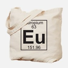 Element 63 - Eu (europium) - Full Tote Bag