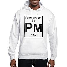 Element 061 - Pm (promethium) - Full Hoodie