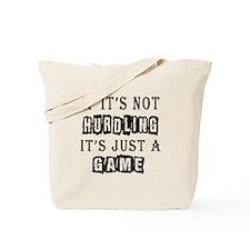 Hurdling Designs Tote Bag