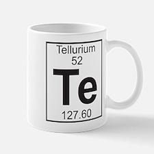 Element 052 - Te (tellurium) - Full Mug