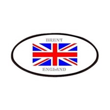Brent England Patches