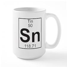 Element 050 - Sn (tin) - Full Mug