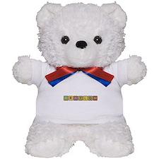 Braylon Foam Squares Teddy Bear