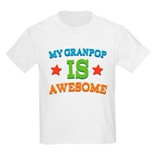 My Granpop Is Awesome T-Shirt