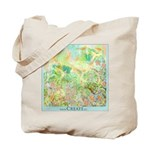 Bird Themed Tote Bag (Hummingbirds & More)