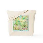 Bird Themed Tote Bag (Hummingbirds & More)