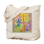 Flower Themed Sunflowers and More Tote Bag