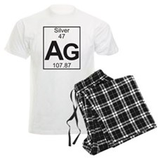 Element 47 - Ag (silver) - Full Pajamas