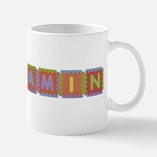 Benjamin Foam Squares Mug