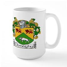 Donaghy Coat of Arms Mug