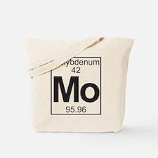 Element 42 - (molybdenum) - Full Tote Bag