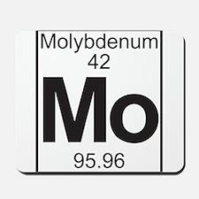 Element 42 - (molybdenum) - Full Mousepad