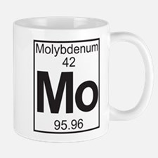Element 42 - (molybdenum) - Full Mug