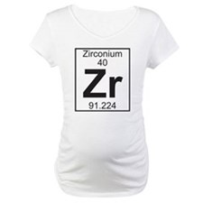 Element 40 - Zr (zirconium) - Full Shirt