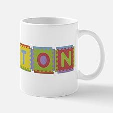 Ashton Foam Squares Mug